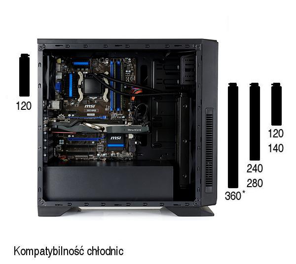spc-pax-m70-kompatybilność chłodnic