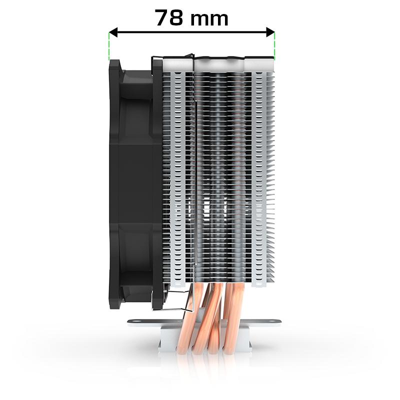 Fera 3 RGB HE1224 : SilentiumPC