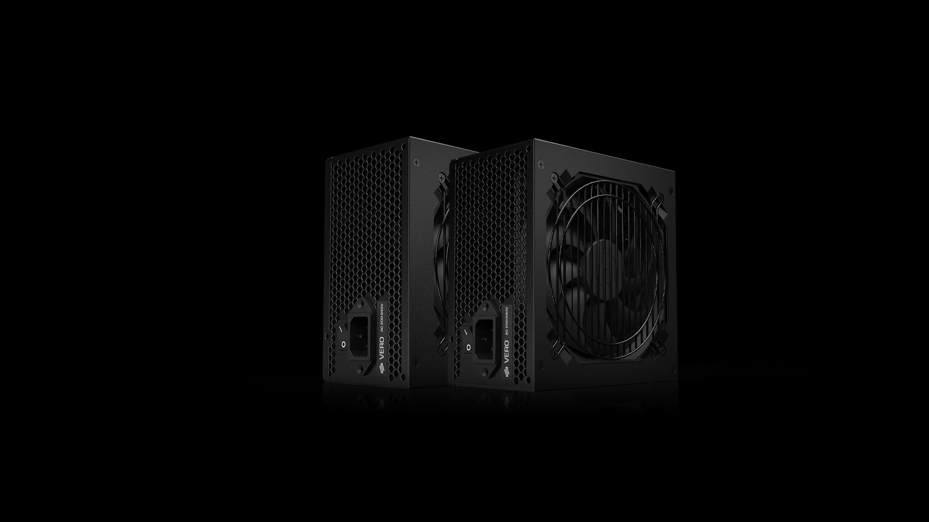 Zasilacze Vero L3 / M3 o mocy 500 - 700 W<br /></noscript>