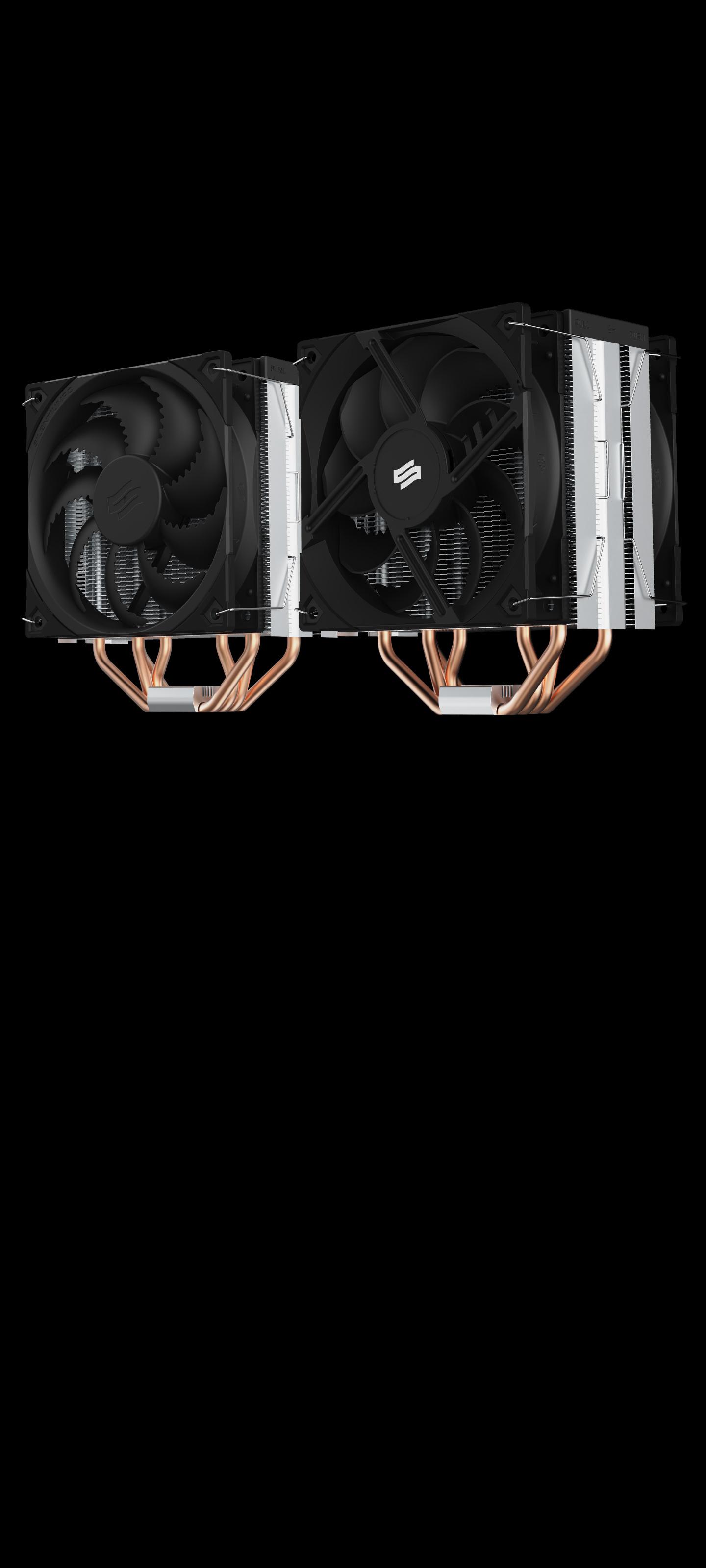 Fera 5 and Fera 5 Dual Fan